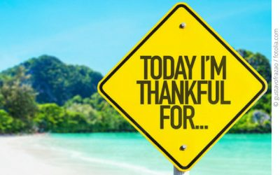 Dankbarkeit… der Geheimtipp für den Weg hin zu einem erfüllten und glücklichen Leben!