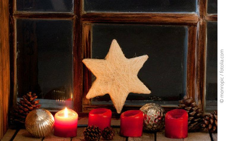 Adventszeit… Ruhe und Besinnlichkeit… Von wegen