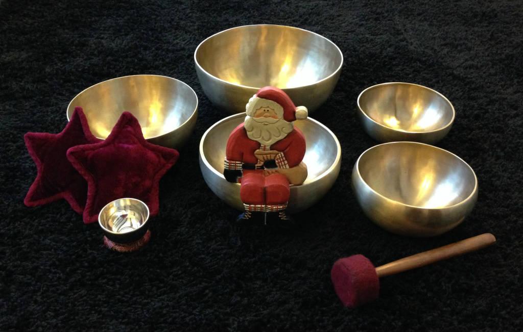 Weihnachtsaktion Klangmassage