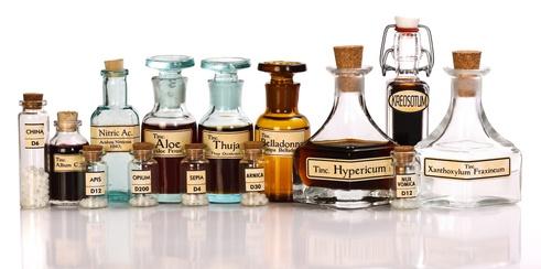 Über die Herstellung homöopathischer Mittel und deren Potenzen