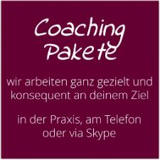 Coaching Pakete www.unsere-naturheilpraxis.de