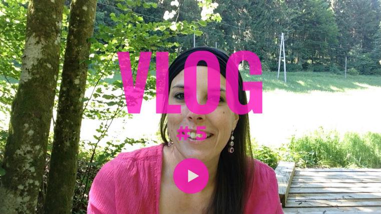 VLOG #5 – So kommst du zurück in den Flow!
