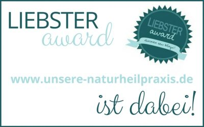 LIEBSTER Award 2017