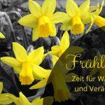 Frühling... Zeit für Wachstum und Veränderung